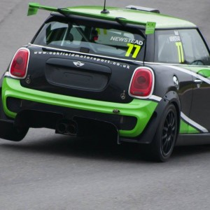 Testing at Brands Hatch