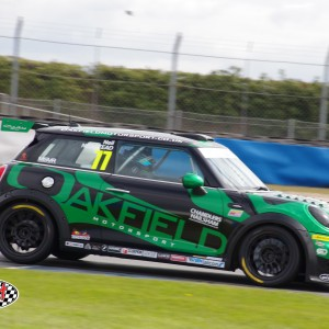 Neil Newstead has impressive results, even after a spectacular Roll in opening rounds at Donington
